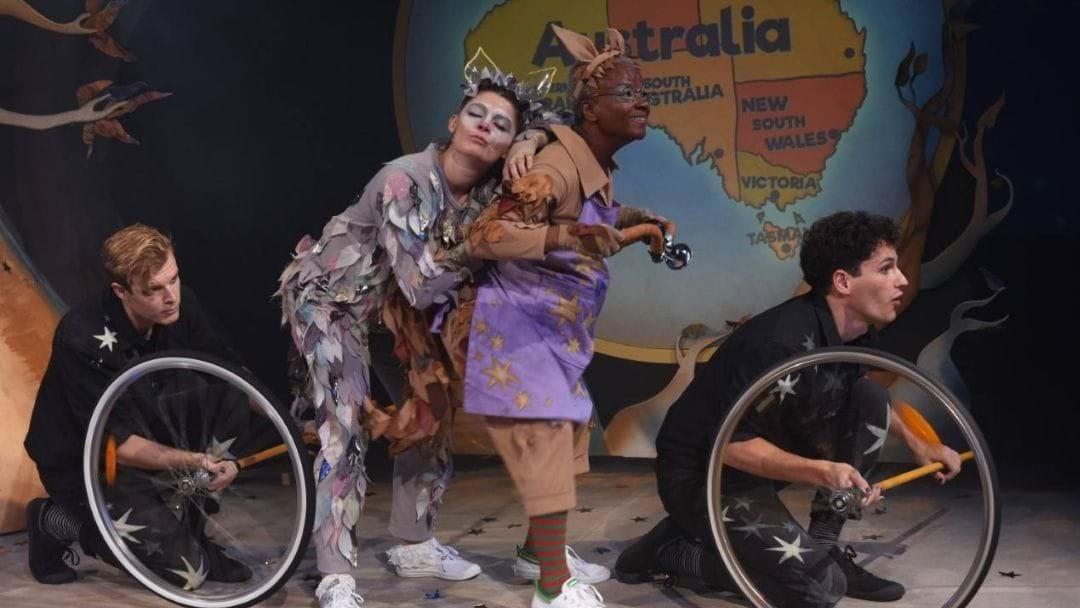 Money Baa Theatre Company To Bring Possum Magic To Life At HOTA!