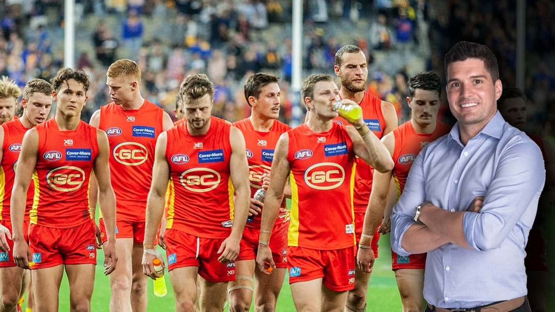 Joey Montagna: I Would Rather Play Football In Tasmania Than On The Gold Coast