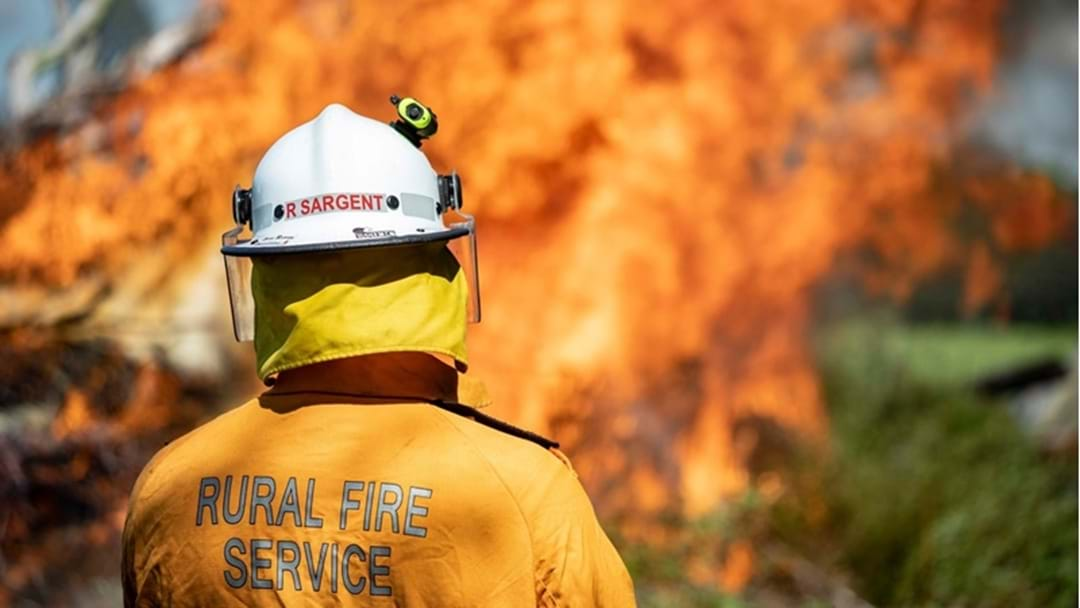 Darling Downs Revealed As One of the State's Top Bushfire Hotspots