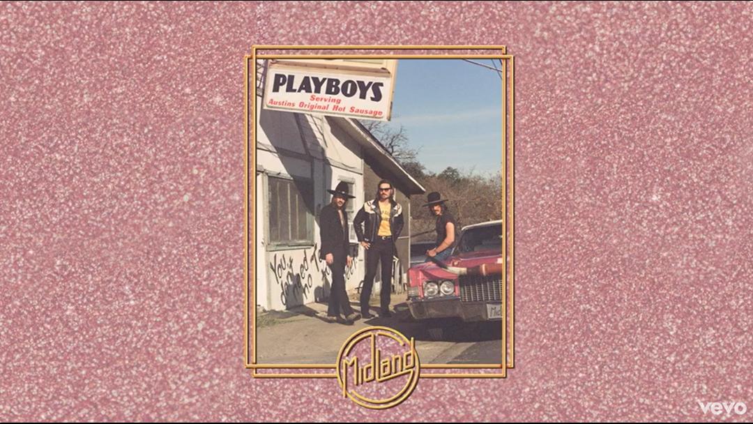"Midland Releases New Honky-Tonk Anthem ""Playboys"""