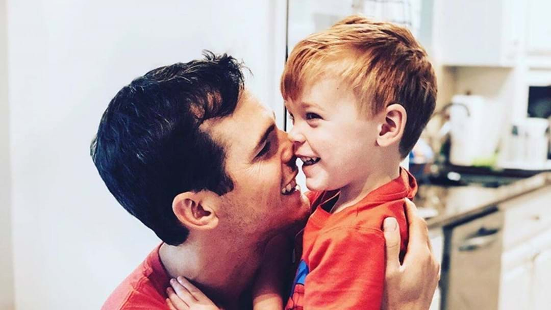 Granger Smith's Young Son Gives Life to Two