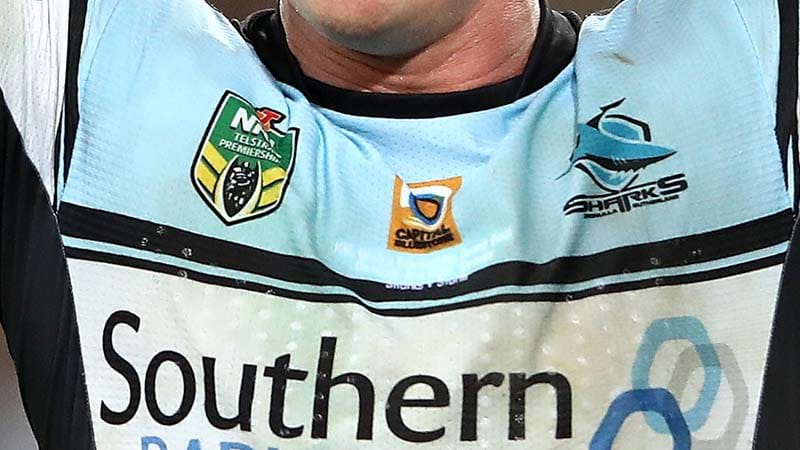 Sharks drug arrest 'disappointing': CEO
