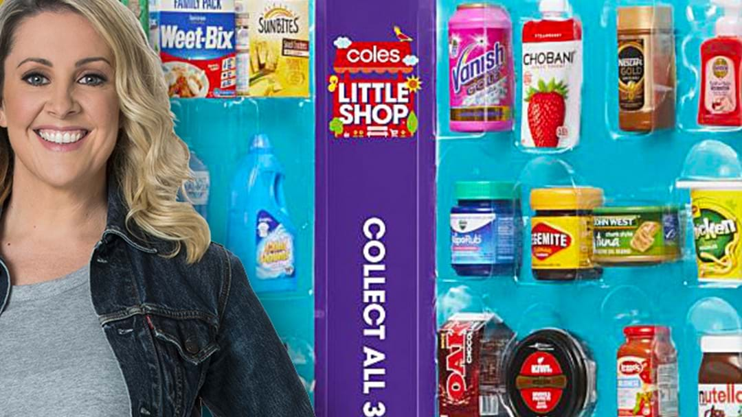 """LISTEN: Kymba Vents On The """"Weird"""" Timing Over The New Coles Minis Promo"""