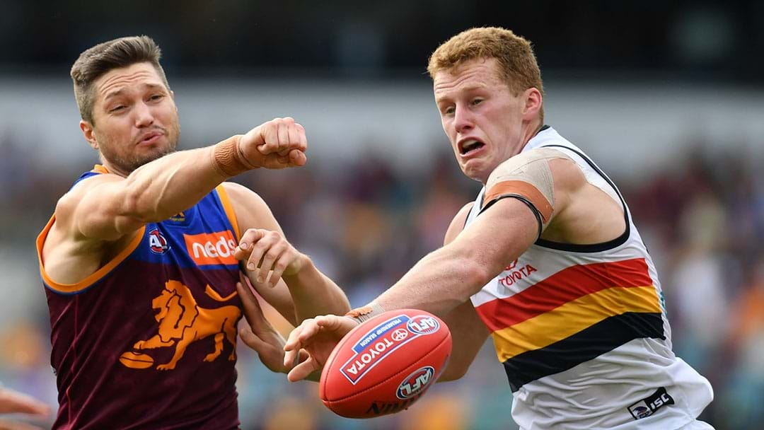 Reilly O'Brien Has Extended His Contract At The Crows