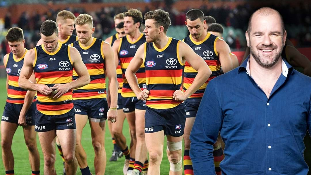 LISTEN | Mark Ricciuto's Brutally Honest Assessment Of Adelaide's Loss To Essendon