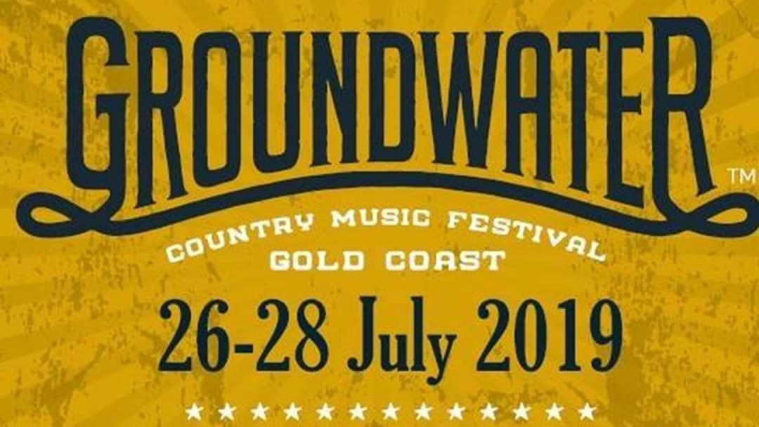 Groundwater Country Music Festival is This Weekend on The Gold Coast and It's FREE!