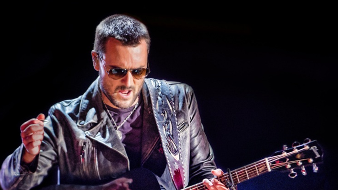 """Eric Church Scores No.1 With Song """"Some Of It"""""""