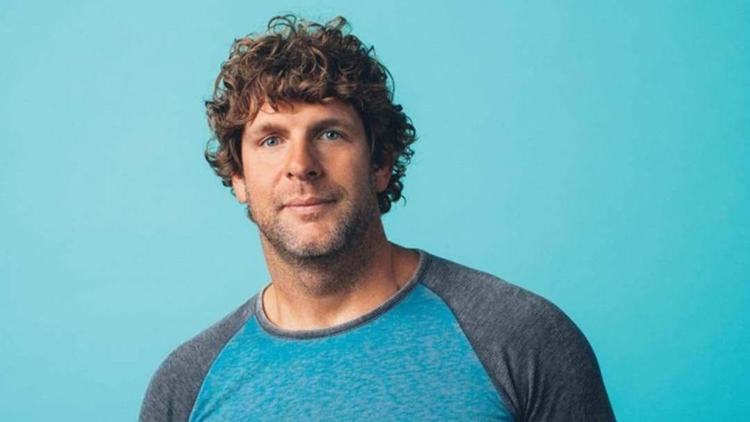 "Billy Currington Says It's All In The ""Details"""
