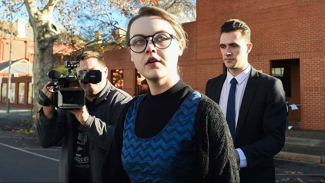 Woman Who Egged Scott Morrison Sentenced In Albury Court