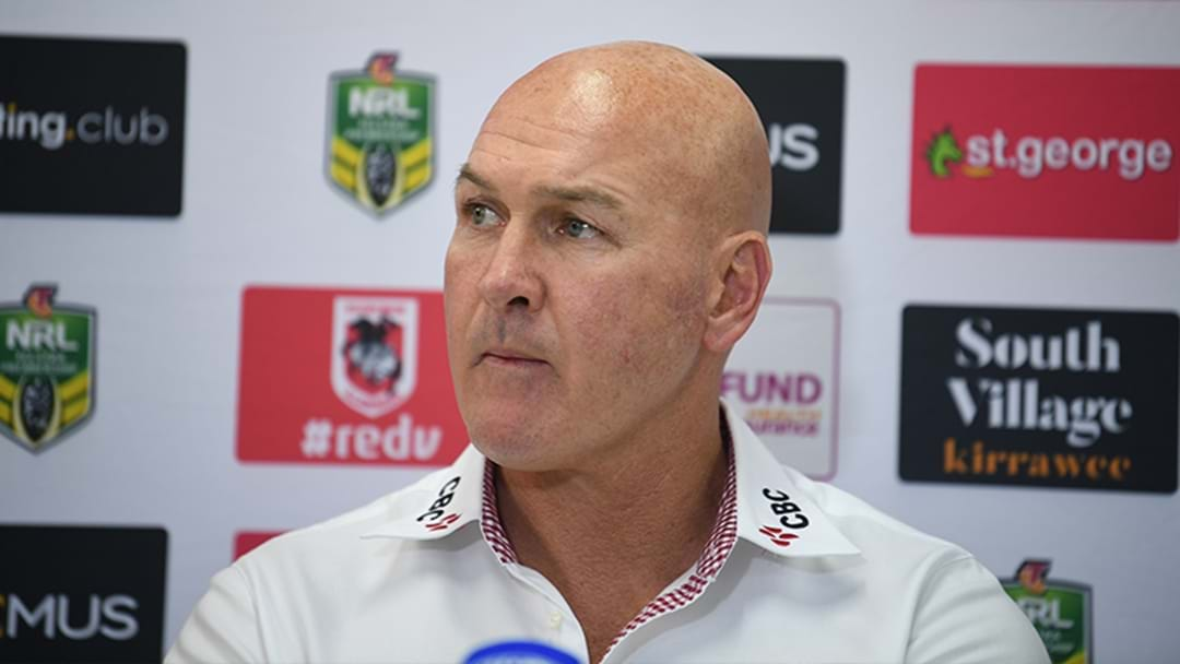 The Dragons Have Set Paul McGregor A Specific Target To Keep His Job Beyond 2020
