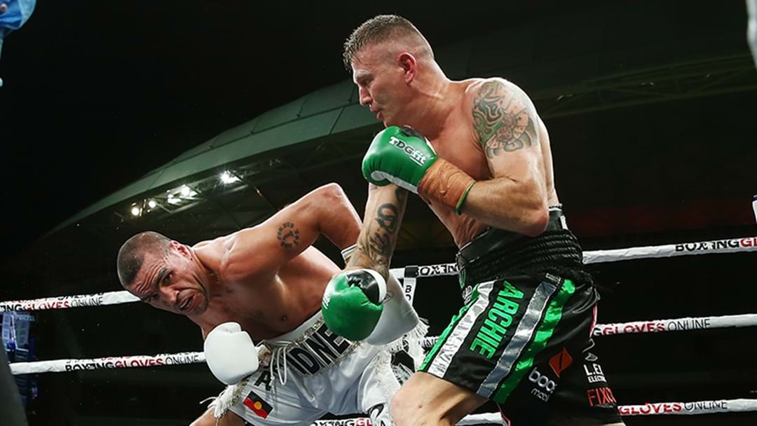 "Doctor: The Mundine and Green Fight Should Be Recorded As A ""No Result"""