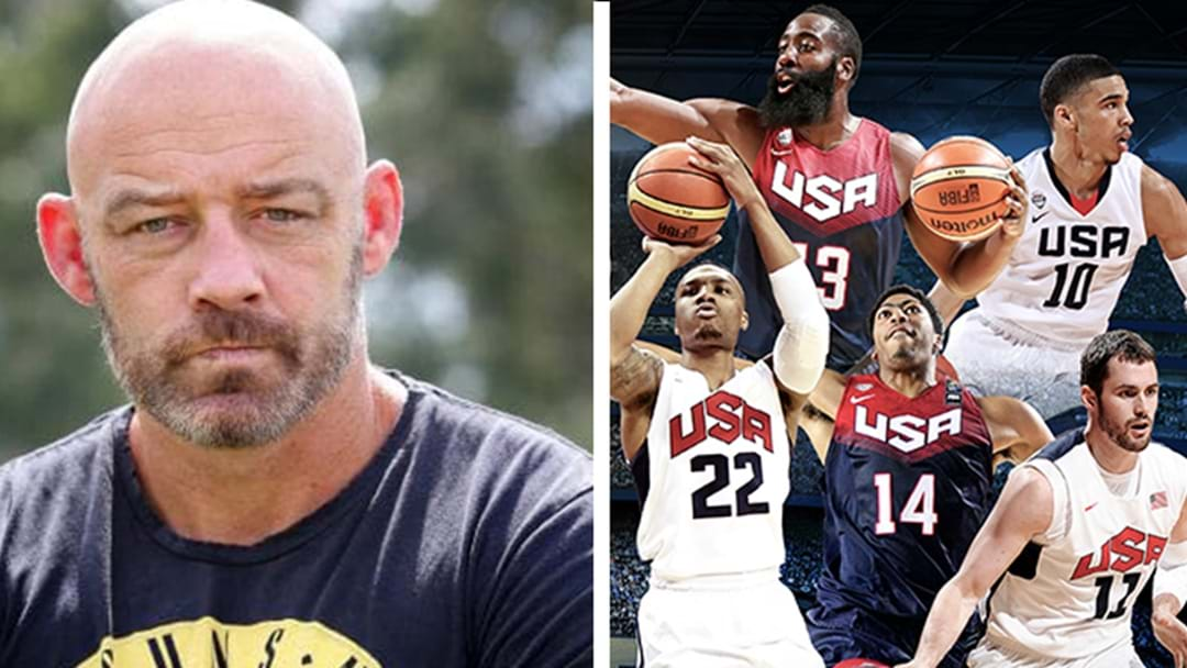 C'MON MAN | MG Bakes The Entire USA Basketball Team