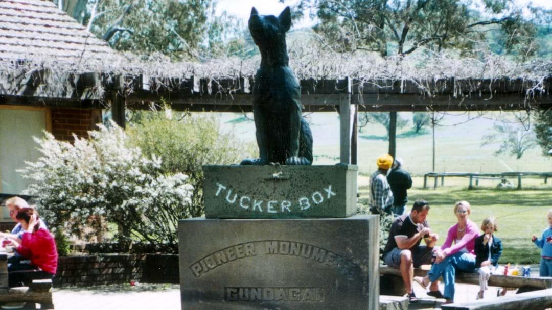 """Un-Australian"": Cootamundra-Gundagai Mayor Abb McAlister Addresses The Extent Of The 'Dog On The Tuckerbox' Vandalism"