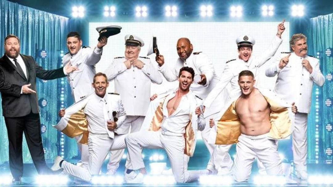 The All New Full Monty Is Gracing Our Screens TONIGHT!