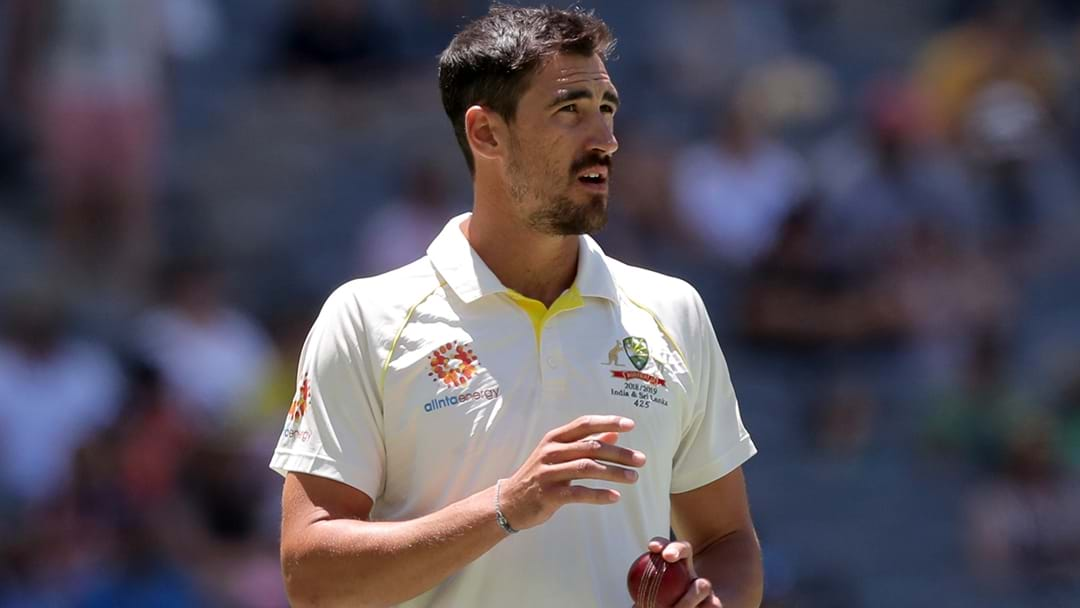 Adam Gilchrist Explains The Logic Behind Australia Not Picking Mitchell Starc