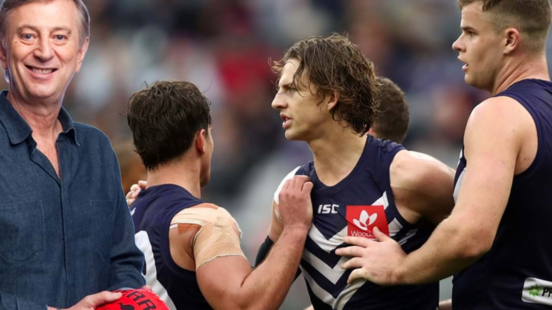 LISTEN: Dennis' Stats Report That Points To West Coast Doing Freo A Massive Favour This Weekend