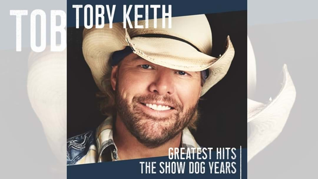 Toby Keith To Release Greatest Hits: The Show Dog Years