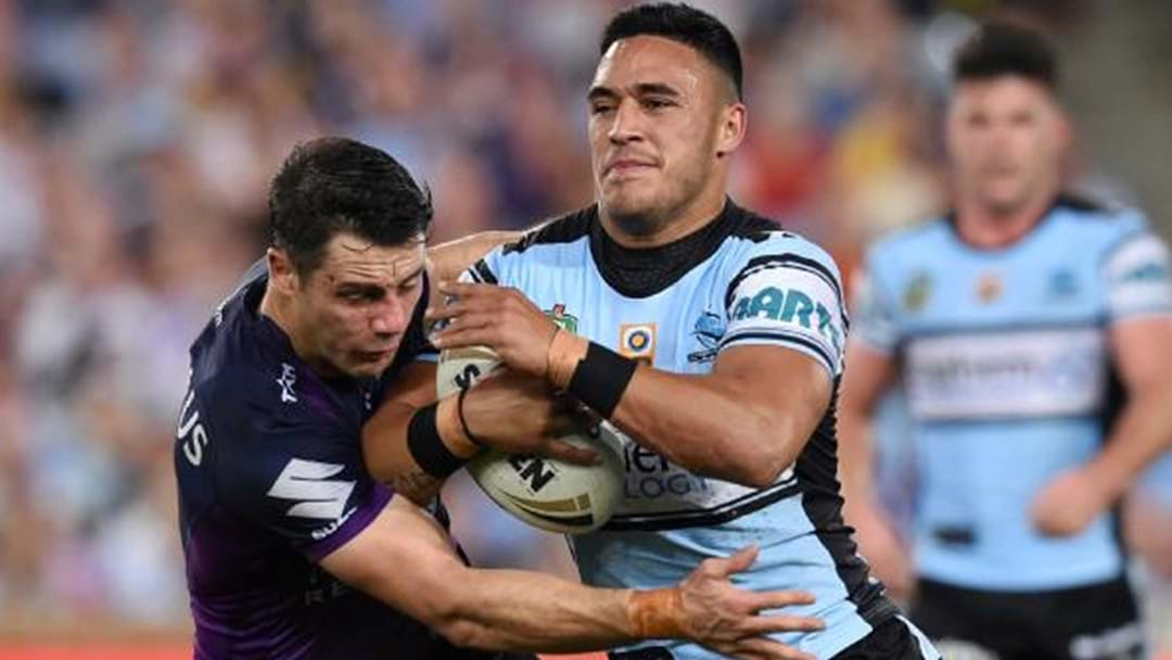Holmes To Return For Sharks