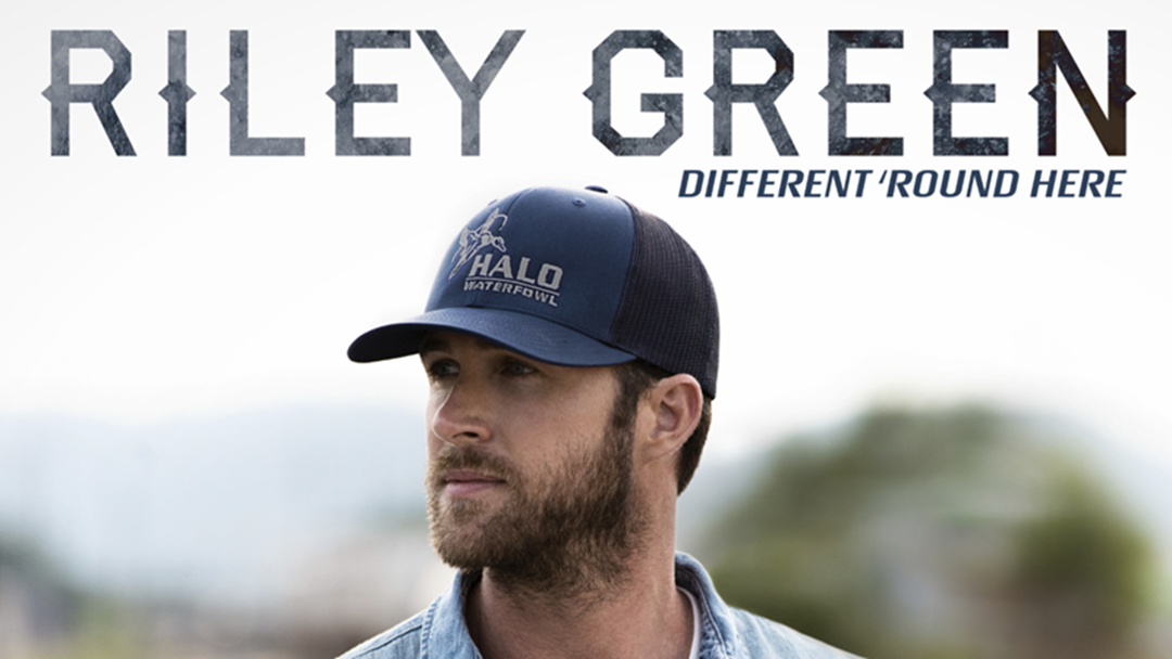 Riley Green To Release Debut Album Next Month