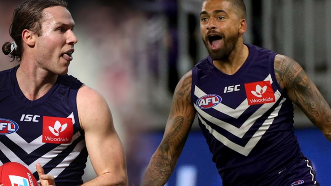 Andy Brayshaw On The Dockers' Making The Finals AND Keeping Langdon And Hill At The Club