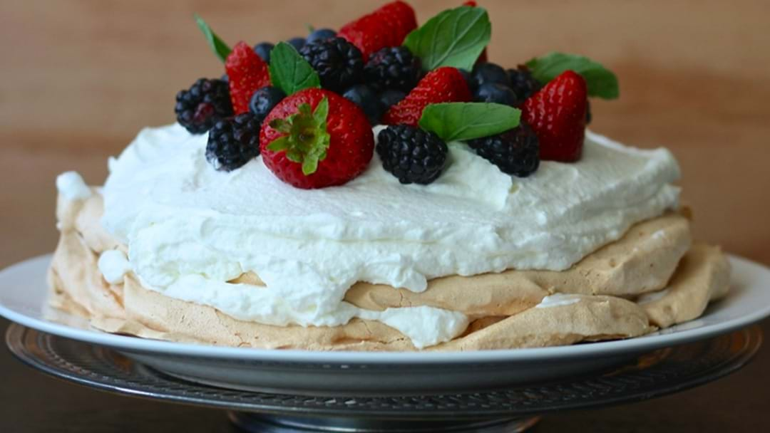Jam It NZ... We Have Proof That The Pav Is Not Only Aussie But From Perth