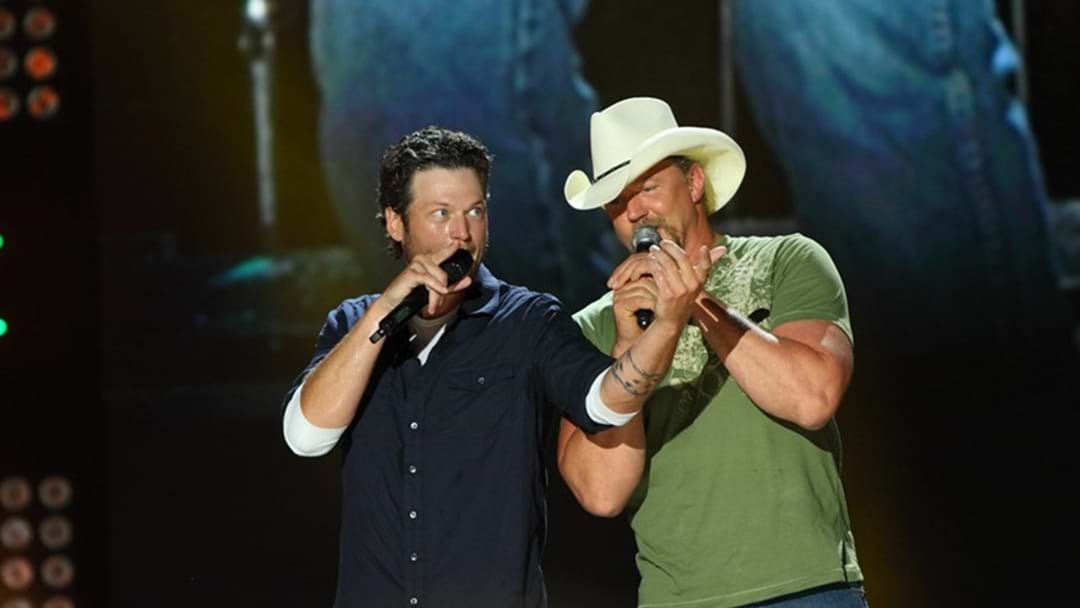 "Blake Shelton and Trace Adkins Set to Release New Single Together ""Hell Right"""