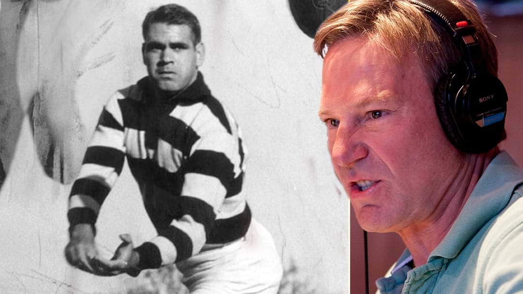 """He Was My Hero"": Sam Newman Pays Tribute To Geelong Teammate Graham 'Polly' Farmer"