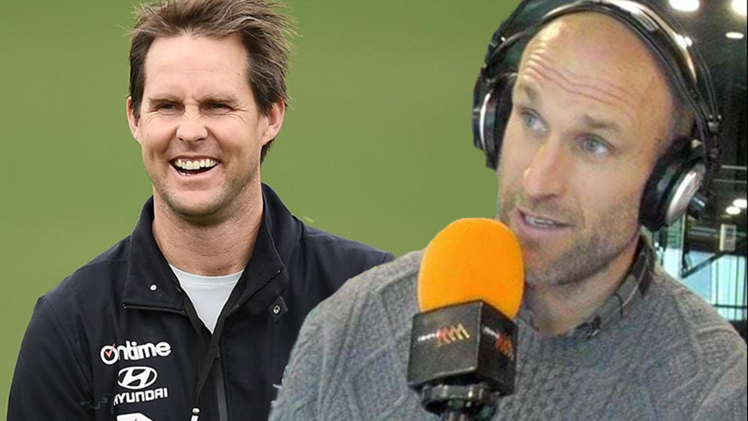 Chris Judd Addresses David Teague's Upcoming Appointment As Carlton's New Head Coach