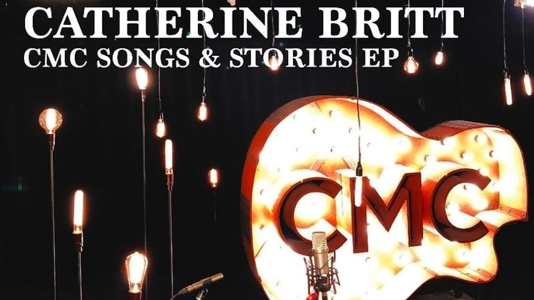 "Catherine Britt Releases First Acoustic Recording ""Swinging Door"""