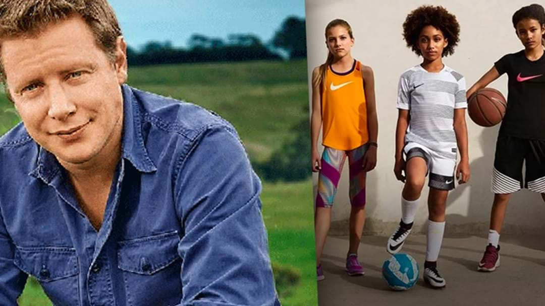 Nike's Taken A Leaf Out Of Netflix's Book And Now Sells Shoes For Kids... By Subscription