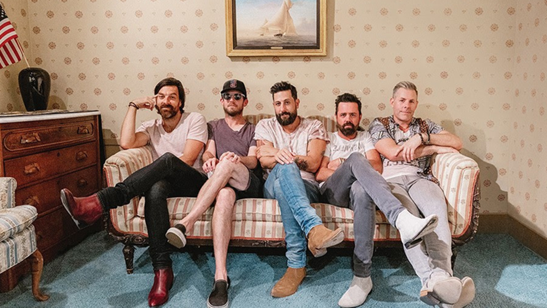 Old Dominion's Self-Titled Album Set for October 25 Release
