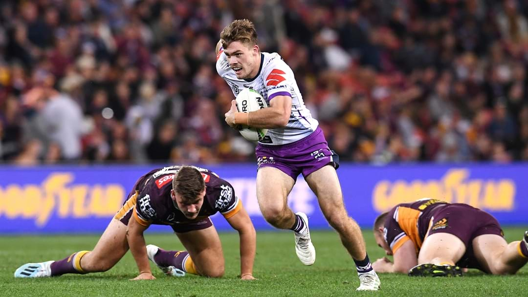 """Melbourne Storm's Ryan Papenhuyzen Takes A Swipe At Sydney NRL Media: """"We'll Continue To Do It"""""""