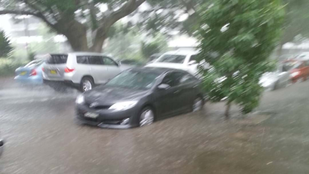 Here Is The List Of Flood Affected Roads Across Sydney