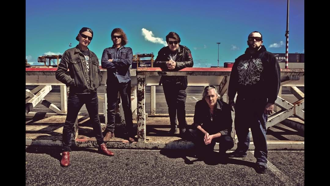 The Screaming Jets Announce 'Chrome-O-Zone' 2017 Tour