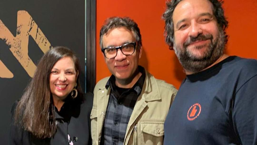 Fred Armisen Absolutely Nails A Whole Bunch Of American Accents!