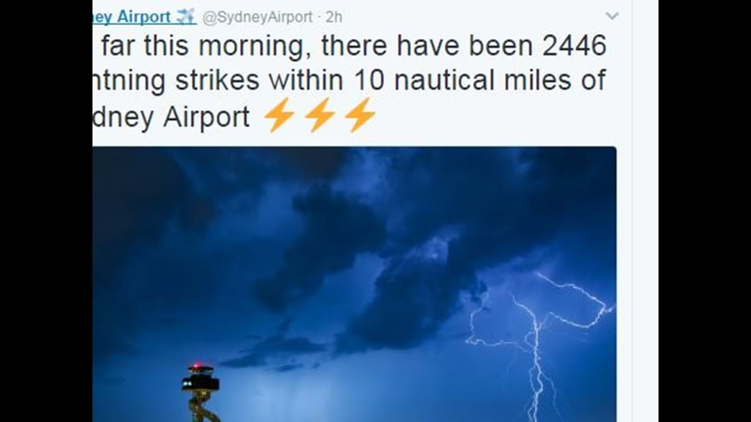 Melbourne And Sydney Airport Twitter Accounts Are Trolling Each Other