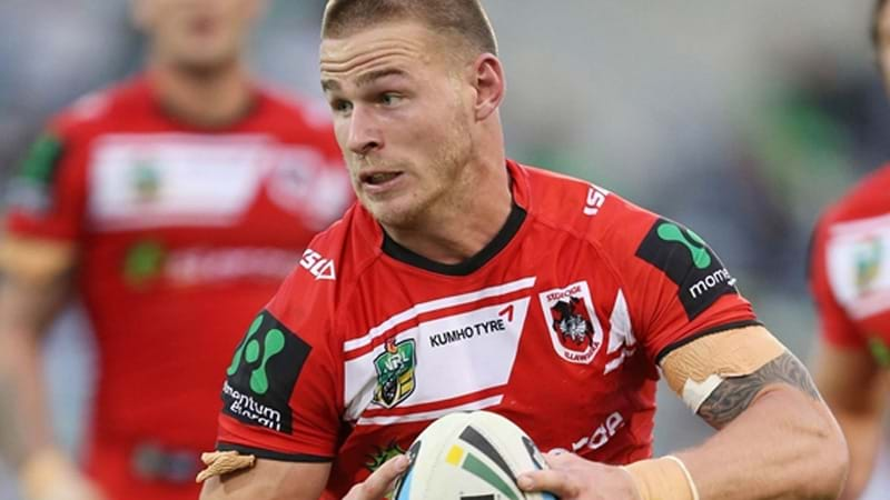 Article heading image for Dragons Name Strong Team For Trial Match Against Wests Tigers