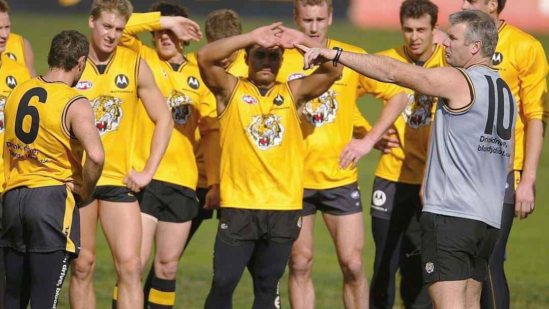 Nathan Brown: The Time Spud Brilliantly Stitched Up David Rodan At Richmond Training