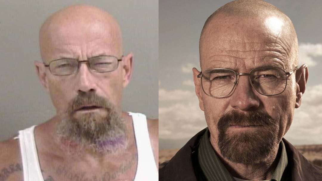 Cops Are Looking For A Bloke For Meth Possession Who Looks Eerily Familiar...