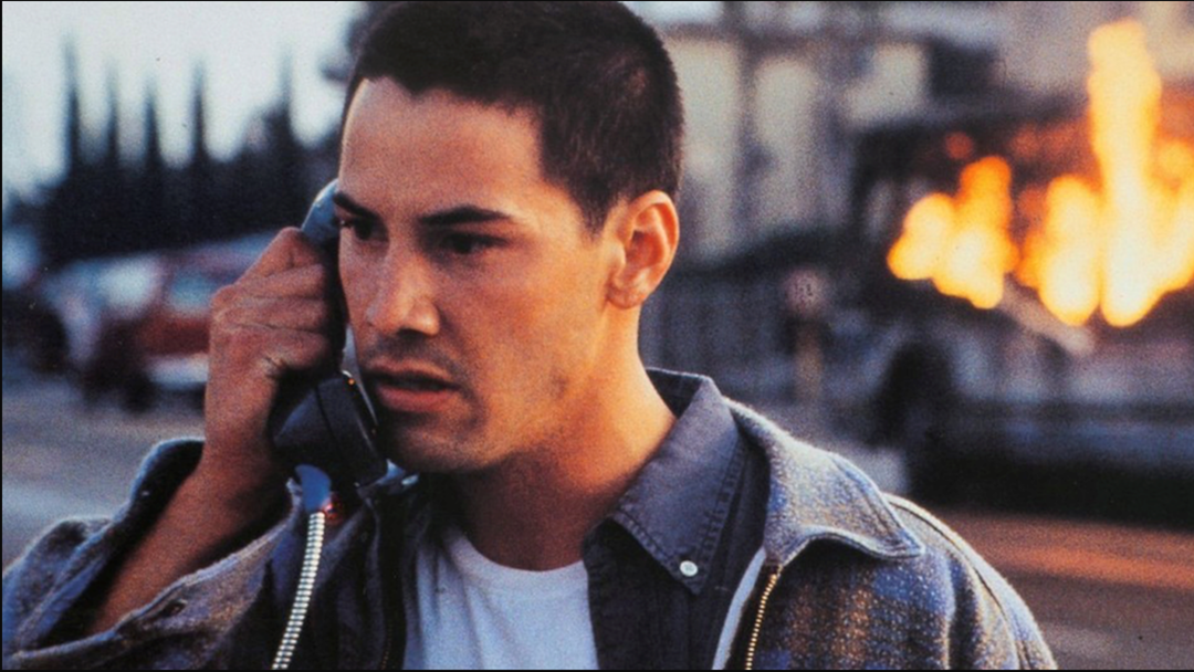 Get Your Keanu Reeves Fix With A Nine-Week Movie-Thon Of His Most Excellent Films