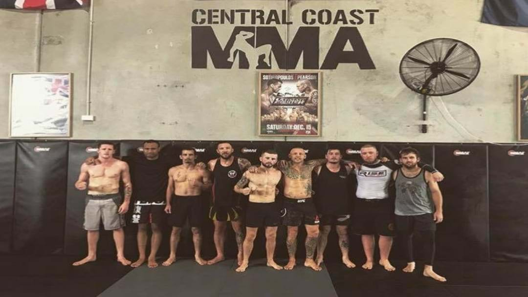 Central Coast MMA fighter signs with the UFC!!