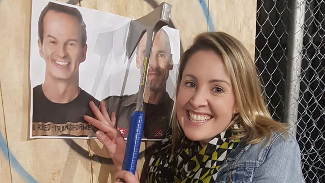 You Can Now Legally Throw Axes In Northbridge And Kymba Gave It A Go