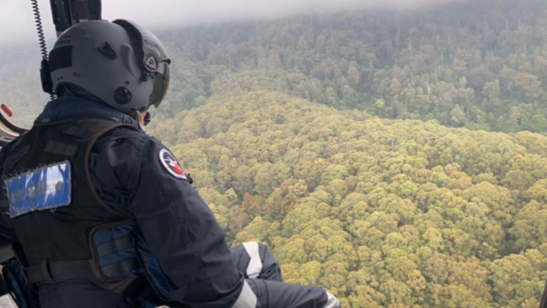 BREAKING NEWS: Crash Site Found For Missing Plane