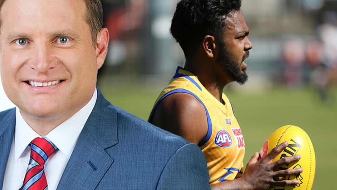 Barra Absolutely Fires Up Of ASADA's Handling Of Willie Rioli