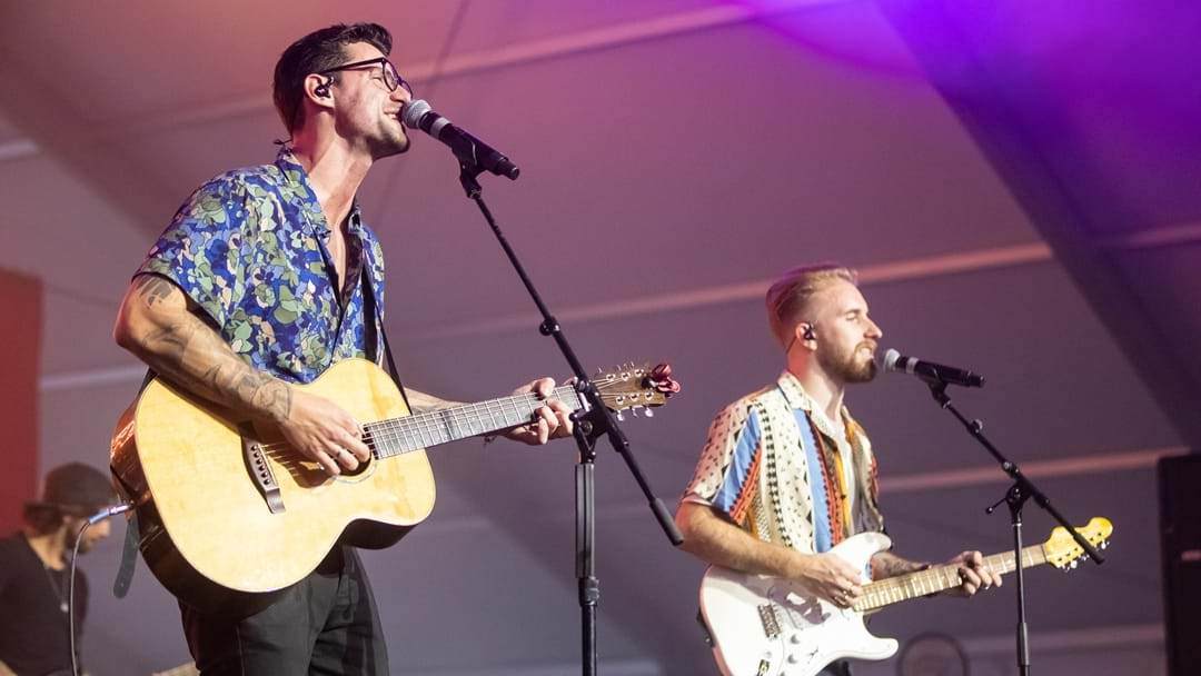 You'll Never Guess What Homegrown Duo Seaforth Were Almost Called