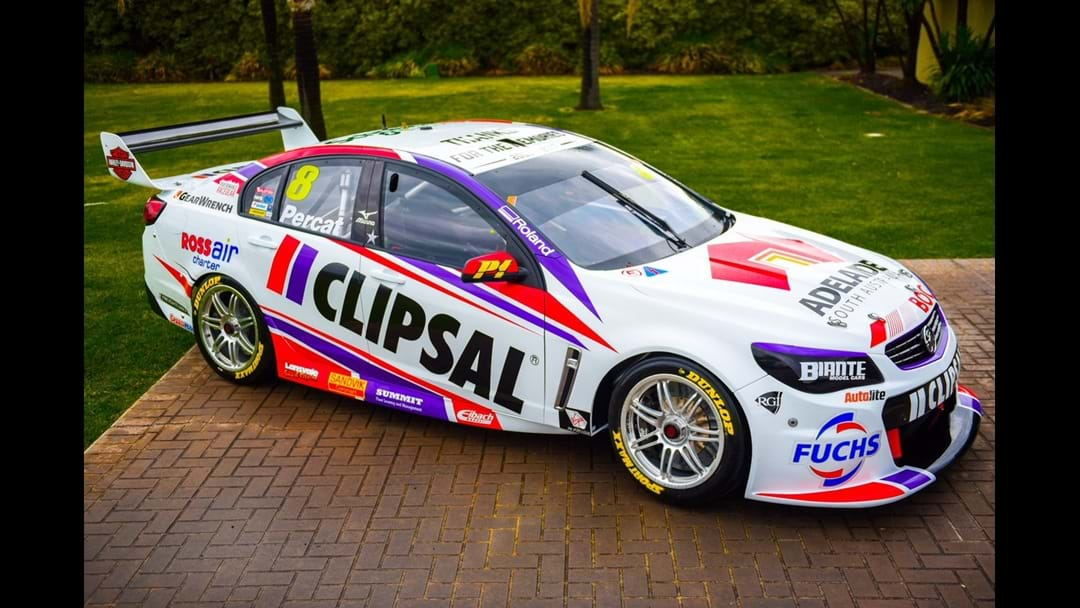 Clipsal Champ Switched On By New Sponsor