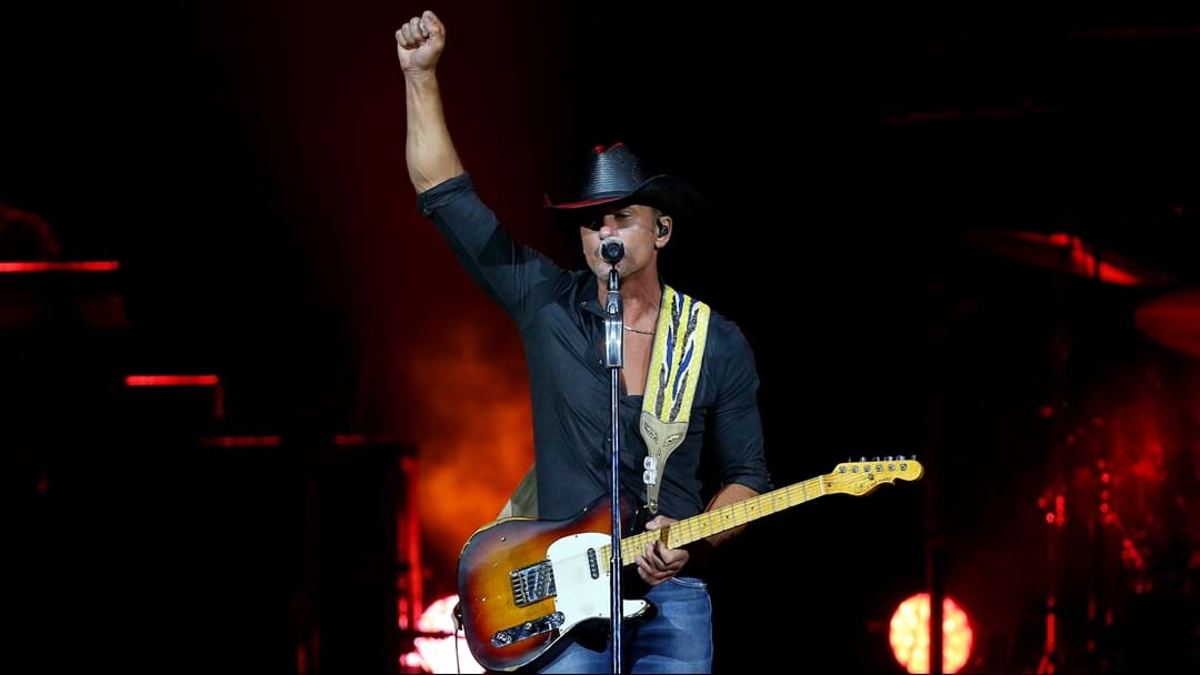 Tim McGraw Reveals Which Deadly Australian Animal He'd Like To Get Up Close And Personal With
