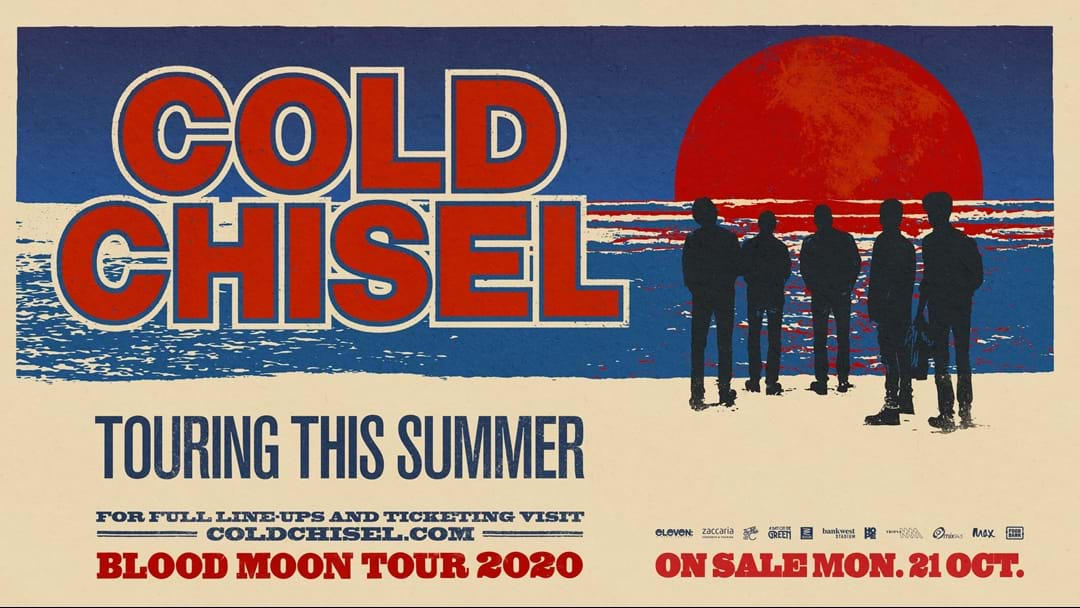 Cold Chisel Announce First Ever Outdoor Summer Tour