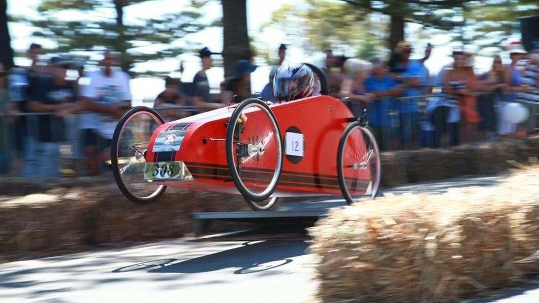 Spida Calls Out Luke Bradnam On His Plans For The GC 600 King Of The Hill Billy Cart Race