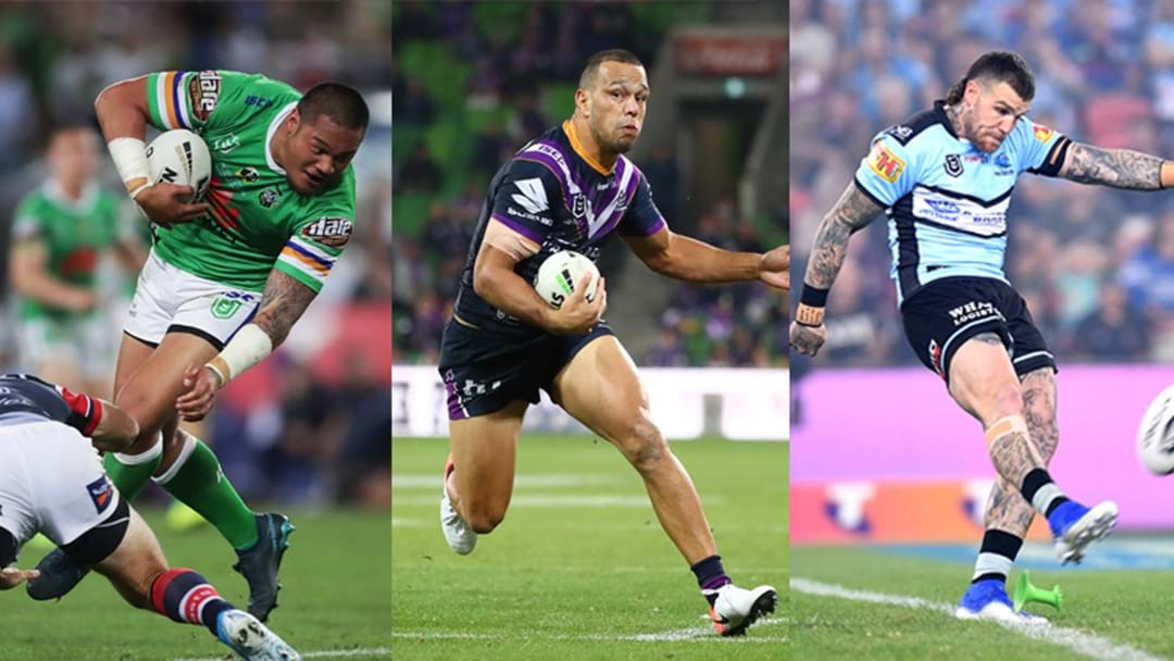 POWER RANKINGS | The Five NRL Players Most Likely To Switch Clubs This Off-Season